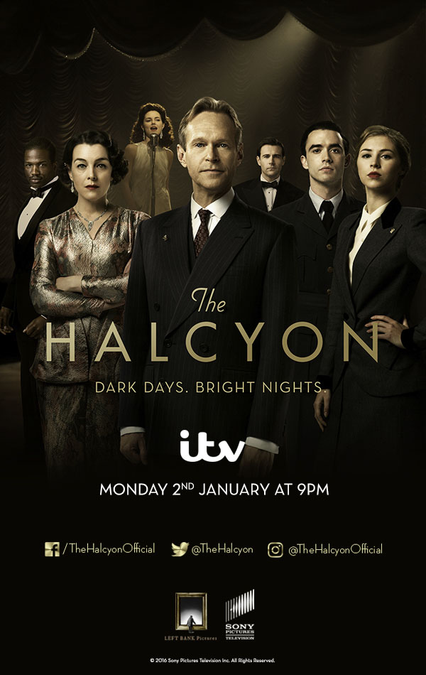 Promotional poster for Halcyon.